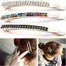 Women's Charm Crystal Rhinestone Hair Clip Hairpin Bobby Pin Barrette Jewelry