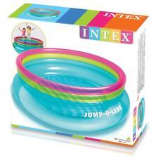 Intex Jump-O-Lene Kids Bouncy Castle Indoor Bouncer Inflatable **BRAND NEW**