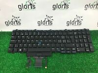 New Genuine Dell Latitude 15 5000 E5570 US English Backlit Keyboard TF5M0