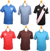 Vintage Polo Shirts Short Sleeve Adidas Puma Nike Job Lot Wholesale x20 -Lot543