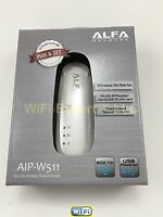 ALFA AIP-W511, 802.11n 5-IN-1 Travelling Router Adapter, 5-in-1 USB wireless AP