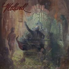 HELLWELL - BEHIND THE DEMON'S EYES   CD NEW+