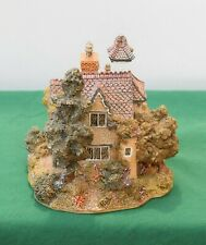 """Lilliput Lane Collectibles """"The Gables"""" Used - In good condition with deed."""