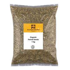 Manor Springs Organic Fennel Seeds