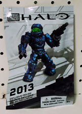 Exclusive Comic Con 2013 HALO Master Chief Mega Blocks Mini Fig. NYCC SDCC