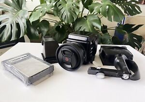 Mamiya RZ67 Pro with 110mm f2.8 + Prism Finder + LOTS OF EXTRAS