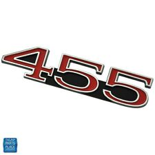 1970-74 Buick 455 Fender Emblem GM 1243122