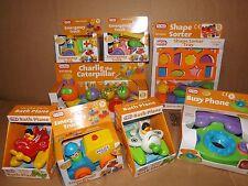 BRAND NEW baby bundle pre school kids gift birthday educational fun time toys K
