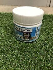 Clearwater Chlorine Tablets Fast Action Tabs 167 x 3.0g Lay Z Spa, hot tub
