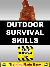 REGNO Unito Wilderness Survival Outdoor Bushcraft Campeggio competenze formazione salute e sicurezza