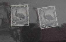 Australia Stamp #208 Re Touched Grass Over Sta cat.100X $12.00 Used