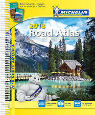 Michelin North America Road Atlas: 2018 by Michelin Editions des Voyages...