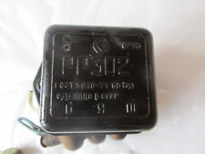 Relay РР302 6 volts Ural К750 М72 of the USSR