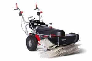 HERKULES Kehrmaschine KM 1000 Pro H / GXV160 Bürstmaschine Reinigungsmaschine