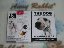 1  Deck Bicycle The Dog Artlist Collection Playing Cards New Sealed