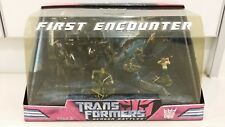 Transformers First Encounter Barricade RARE