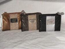 Lorenz Girls Ladies Genuine Soft Leather Neck Passport Holder Pouch and Purse