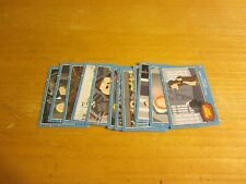 2007 Star Wars Family Guy Blue Harvest DVD Promos Set of 12 Trading Cards