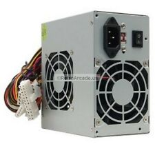 A-Power AGS 450W 20+4-pin Dual-Fan ATX Computer or Arcade Power Supply w/SATA
