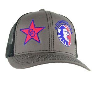 Club Olimpia de Honduras Futbol Soccer Hat Cap Men's Camiseta Albos Leones New