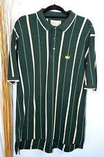 Augusta National Golf Shop::  Slazenger Green Polo Shirt (XL) Masters Logo *look