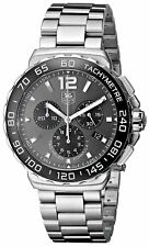 Tag Heuer Men's CAU1115.BA0858 Formula 1 Chronograph Stainless Steel Watch