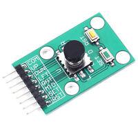 2X(Five-Way Navigation Button Module 5D Joystick Independent Keyboard Switch H7)
