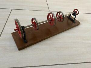 Dampfmaschine Zubehör, Transmission für Bing, Märklin, Carette, Bub Spielzeug