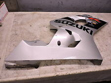 05 Suzuki GSXR600 GSXR 600 GSX R R600 right side cover cowl fairing panel