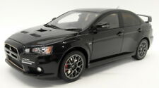 Kyosho 1/18 Scale KSR18019BK Mitsubishi Lancer Evolution Final Edition Black