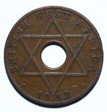 1952 British West Africa Half 1/2 Penny - George VI - Lot 1424