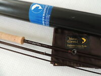 12ft Marcus Warwick Diplomat #7 Sea Trout / Salmon Fly Fishing Rod + Bag & Tube.