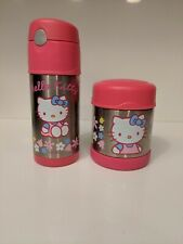 Hello Kitty Thermos Bottle & Container