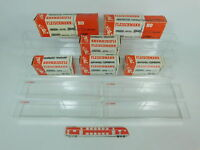 BN966-1# 11x Fleischmann H0 Leerkarton: 5050+5700+5051+5321 etc, gut/sehr gut
