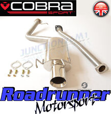 Cobra SPORT LEXUS is200 exhaust system Stainless Steel Cat Back non res lx03