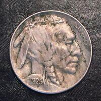 1925-S Buffalo Nickel - High Quality Scans #F689