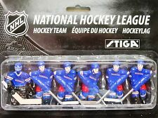 STIGA TABLE HOCKEY TEAM  NEW YORK RANGERS - BRAND NEW! FREE SHIPPING IN USA ONLY