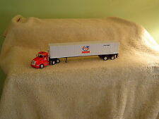 "TONKIN 1/87th KENWORTH T-660 DAY CAB TRAC / 53' CONTAINER,""CORY TED PETERS"""