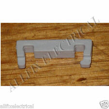Simpson, Westinghouse Dishwasher Upper Basket Wheel Retaining Clip # 0125400032