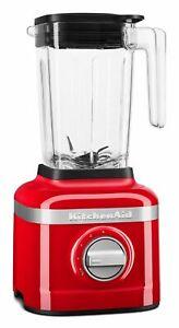 NEW - KitchenAid K150 3 Speed Ice Crushing Blender- Passion Red