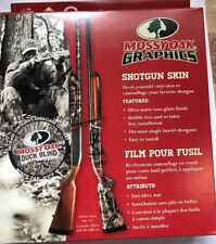 Mossy Oak Graphics 14004-DB Duck Blind Shotgun and Rifle Camouflage Kit