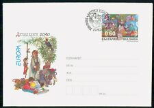 Mayfairstamps Bulgaria 2010 Books Child Reading Cover wwi_05805