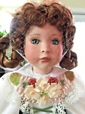 Paradise Galleries Dolls Collection Musical Movement Plays Doll Kelly # 06530