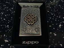 Zippo lighter Celtic Knot   absolutely amazing quality gift.