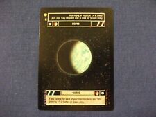 Star Wars CCG Coruscant Naboo DS Dark Side