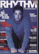 RHYTHM MAGAZINE - June 2000