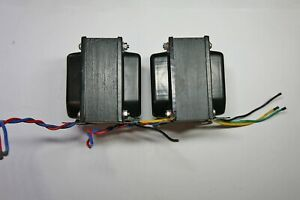 Output Transformers for 300B tube amplifiers - pair
