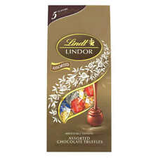 5 Flavors Lindt Lindor Assorted CHOCOLATE TRUFFLES 21.2 Oz, Fast Shipping