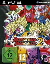 Sony PS3 Playstation 3 Spiel ***** Dragonball Z Raging Blast 2 **********NEU*NEW