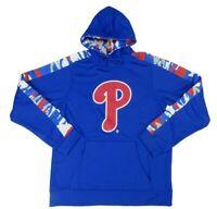 Philadelphia Phillies MLB Zubaz Men's Drawstring Hoodie